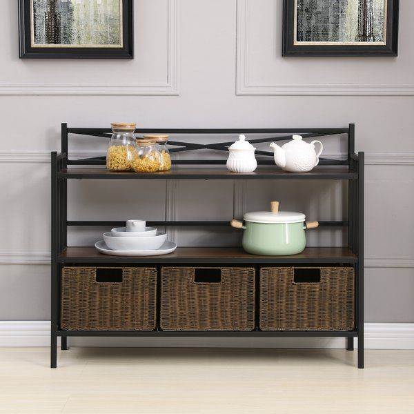 Magee Iron Baker S Rack In 2019 Jams Pad Bakers Rack Kitchen