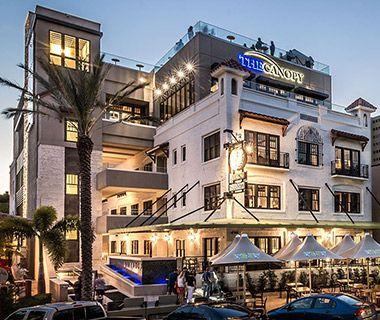 Hottest New Beach Hotels: Birchwood Inn, St. Petersburg, Florida.