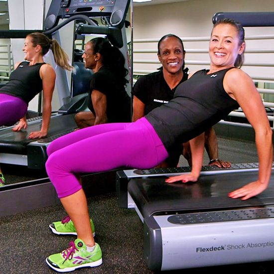 advanced treadmill workout for the core and strengthening! Beyond Running: 4 Surprising Ways to Shred It on a Treadmill