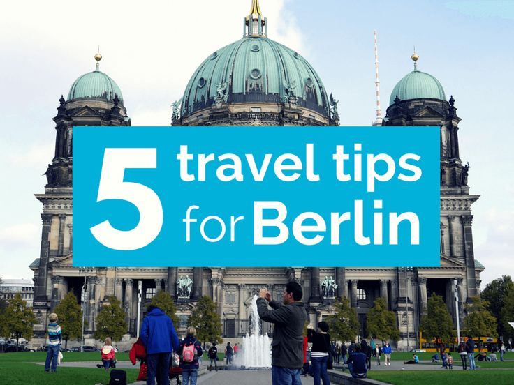 There are many things to do in Berlin, but nothing beats a personal suggestion. Dale offers his travel tips for Berlin, including what to see & where to eat