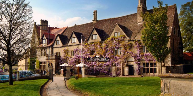 The Old Bell: England's Oldest Hotel (Cotswolds)