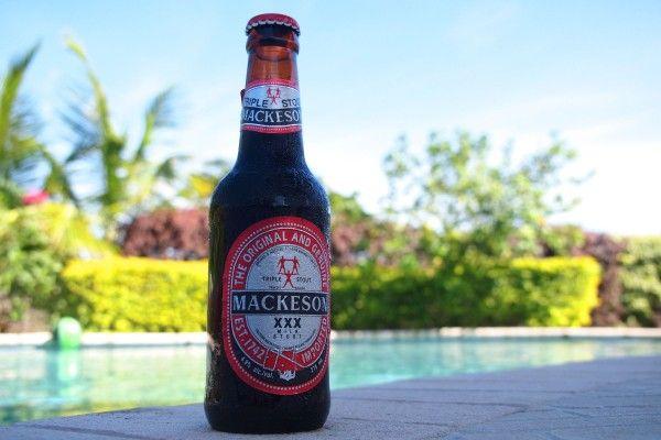 Mackeson Stout from Trinidad