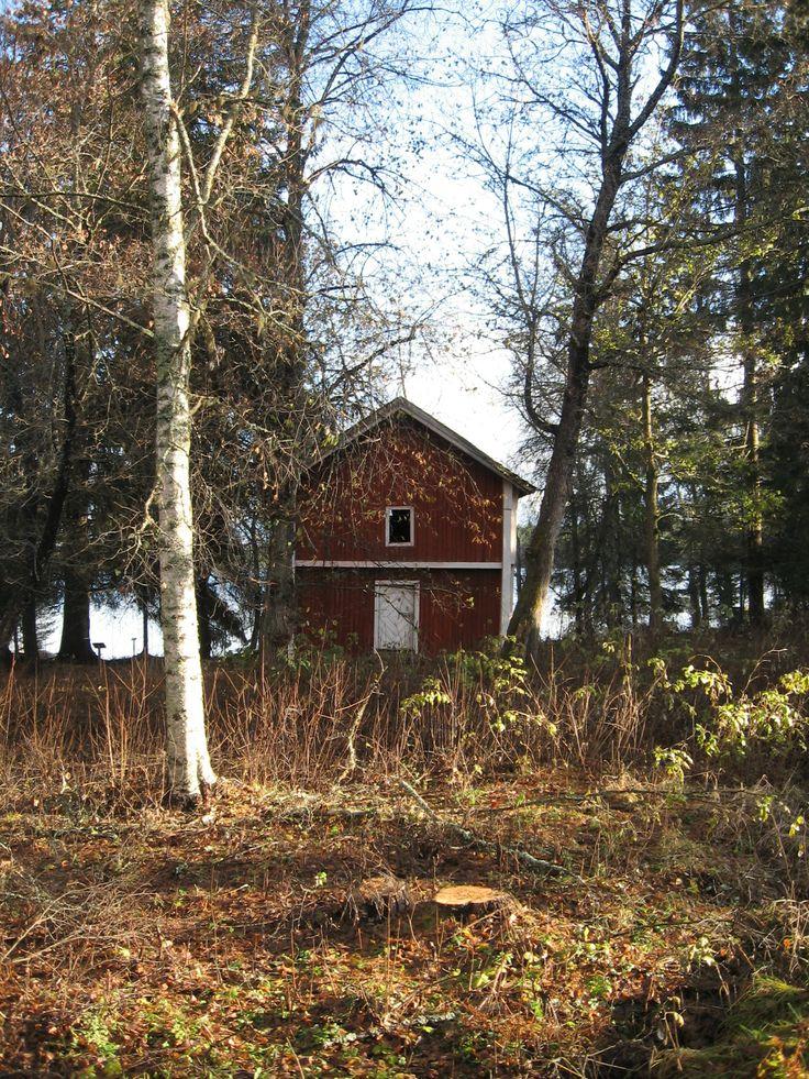 Wooden Cabin in the forest near Ähtäri