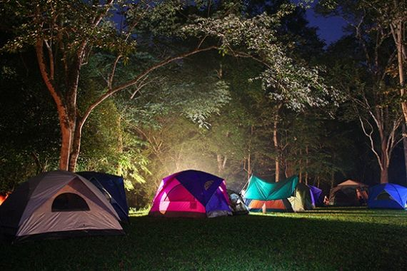 Camping With Teenagers. A must read