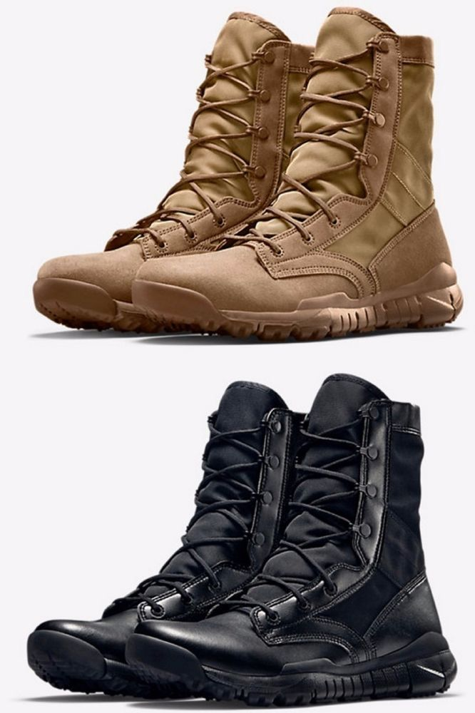 66b69373111 Details about NIKE SPECIAL FIELD MEN'S BOOT MILITARY CASUAL ARMY in ...