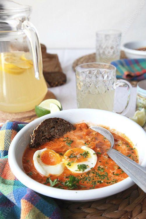 soupe de curry oeuf mollet 00004 LE MIAM MIAM BLOG