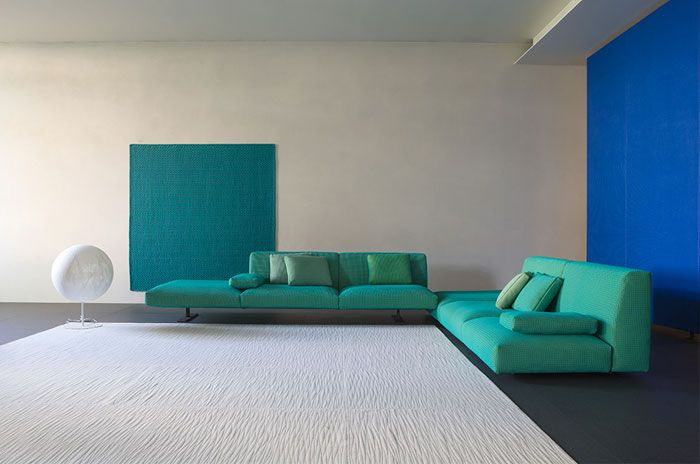 Elegant Simple and Long-lasting Furniture by Paola Lenti