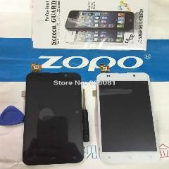 """[ 48% OFF ] Capacitive Touchscreen + Display Lcd5.0 """"zopo Zp980 C26589T Lcd Touch Screen Digitizer Black"""