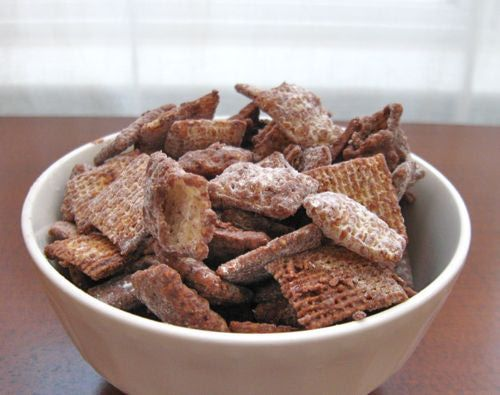 Puppy Chow Recipe - Chex Puppy Chow for People