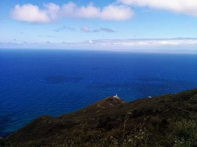 Anaga mountains & Atlantic Ocean, Tenerife, Canary Islands