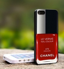 Funda de #iphone #Chanel