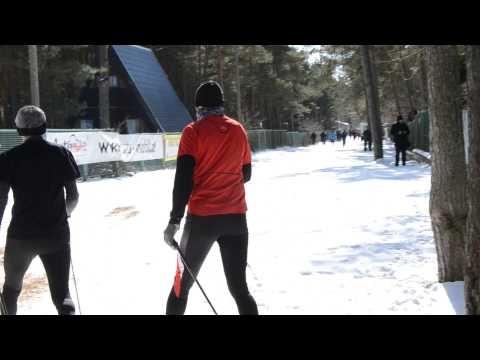II Mistrzostwa Nordic walking Łeba o Palmę pierwszeństwa #nordicLeba