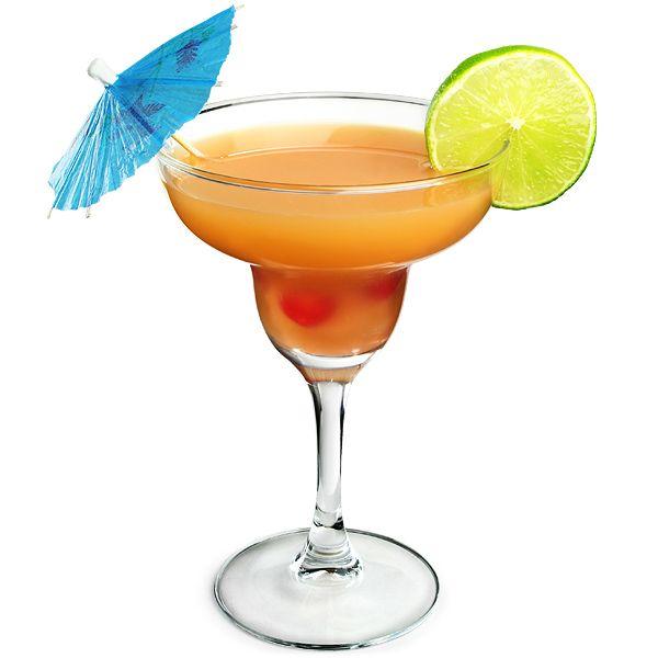 Princesa Margarita Cocktail Glasses 9oz 270ml Drag