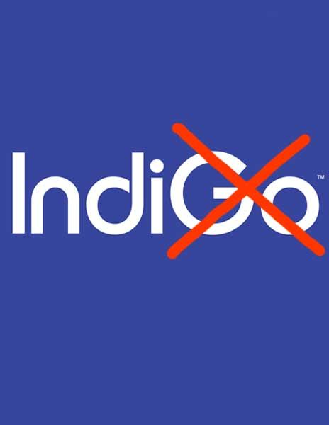 #goairlinesindia wants #IndiGo6E to drop the #Go from its web domain #IndigoAirlines #indigo6E  Find out why at bytes.quezx.com