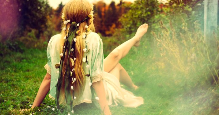 8 Reasons to date a Hippie Girl - The Hippy Bloggers - www.hippybloggers.com