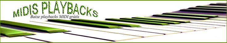 MIDI - Playbacks para teclado musical para baixar grátis.