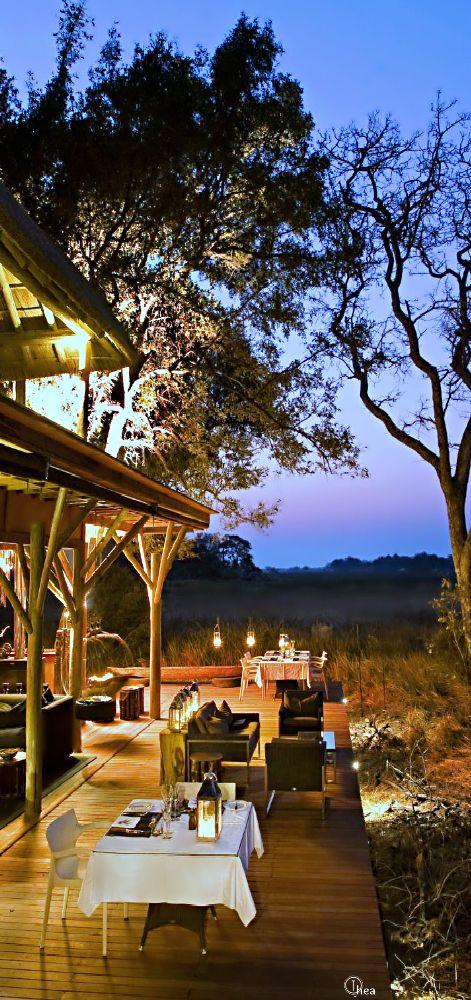 Delta Lodge, Okavango Delta, Botswana