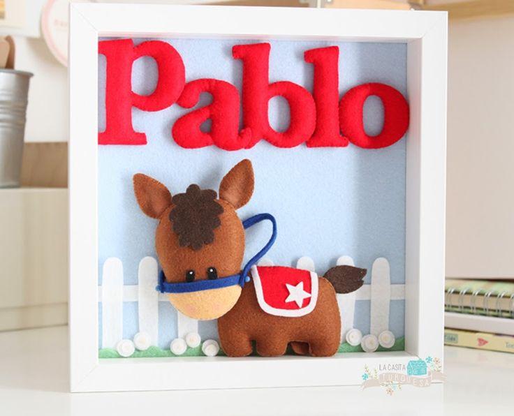 La Casita Turquesa: Pablo