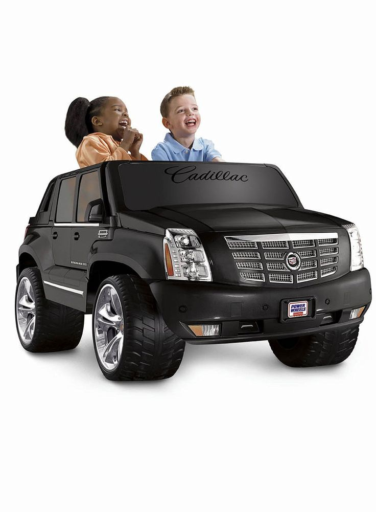 Fisher-Price Power Wheels Cadillac Escalade #powerwheels Read This Review before buying your kids an #electrickidscar http://bestelectrickidscars.com