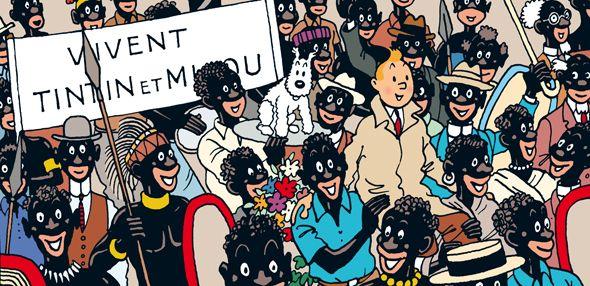 Tintin au Congo : voyage au pays du politiquement correct