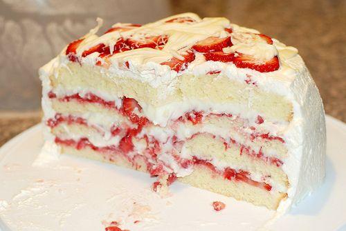 True Cleveland Cassata Cake