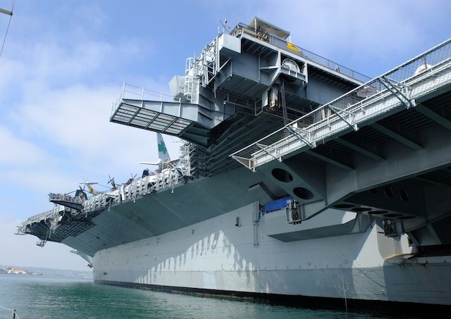 I can't tell you how many times I've been in San Diego with kids and not gone to the U.S.S. Midwayattraction. This incredible museum is comprised of the actual aircraft carrier that now sits in the San Diego harbor. Kids who love military vessels and planes wi