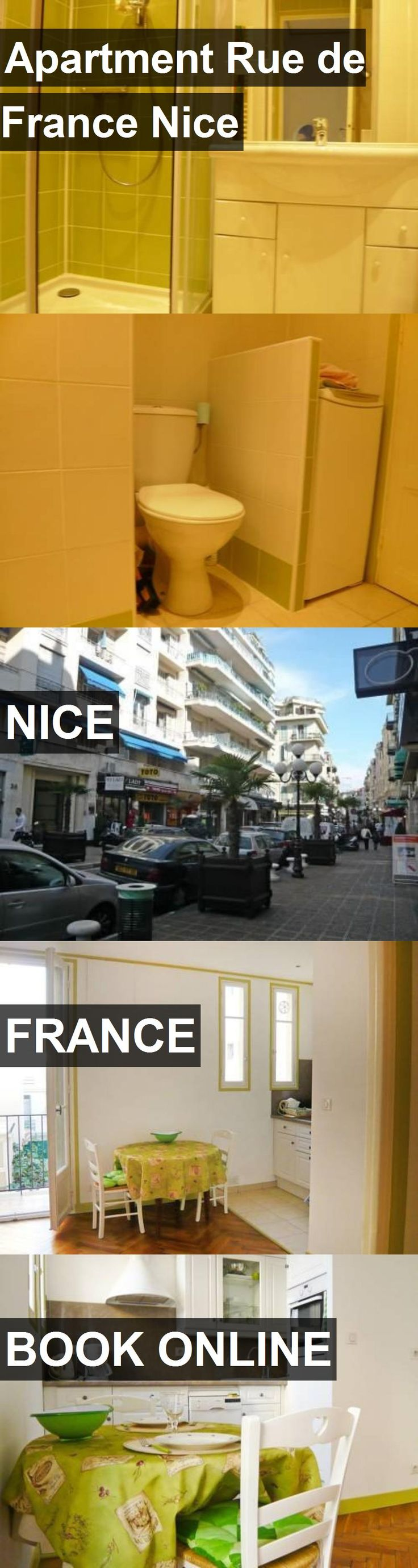 Hotel Apartment Rue de France Nice in Nice, France. For more information, photos, reviews and best prices please follow the link. #France #Nice #ApartmentRuedeFranceNice #hotel #travel #vacation