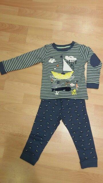 Pijama marinero niño