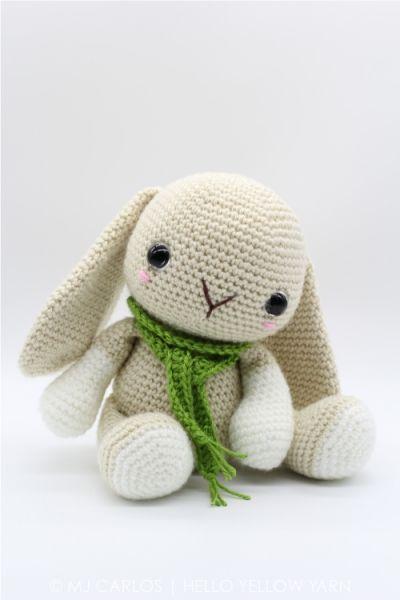 Baby Bunny Amigurumi Pattern : 3248 best images about Crochet-amigurumi on Pinterest ...