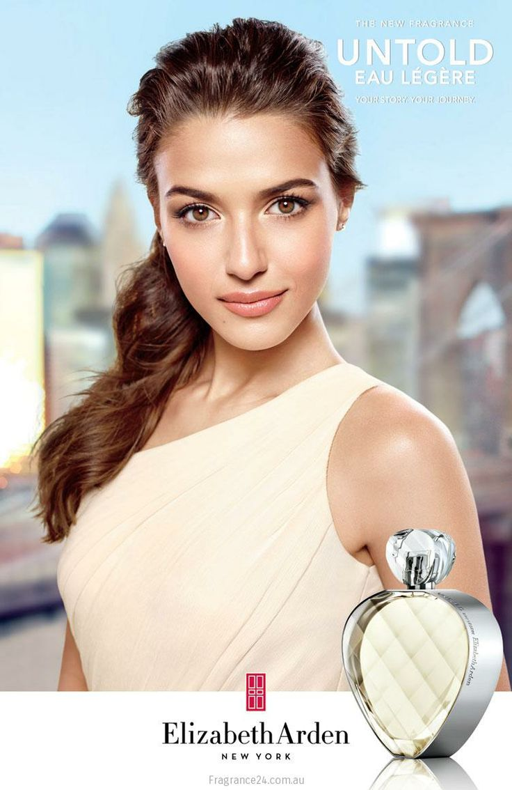 THE NEW FRAGRANCE UNTOLD EAU LÉGÈRE YOUR STORY. YOUR JOURNEY. Elizabeth Arden bring outs a unique facet of its Untold fragrance, Untold Eau Legere perfume. This exciting fresh expression is a bright appearance of the original Untold that showcases the more lighthearted side of the stylish female of our days as she succeeds in her life's journey. Read more: http://www.fragrance24.com.au/woman/elizabeth-arden-untold-eau-legere/