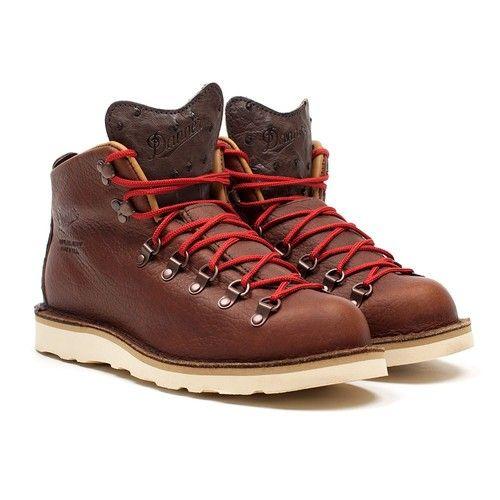 "Mountain Light II 5"" Brown Danner Boots"