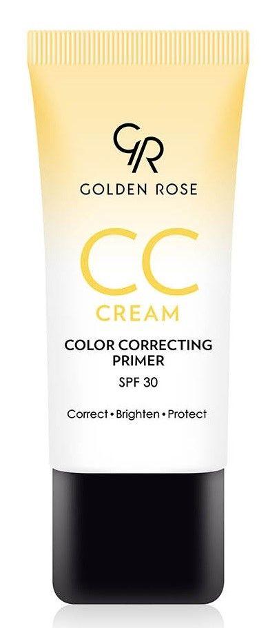 CC cream color correcting primer - Yellow