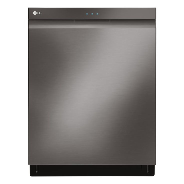 LG Electronics Top Control Tall Tub Dishwasher with 3rd Rack in
