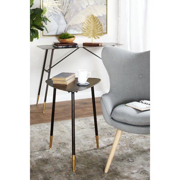 Mathewson End Table In 2020 Furniture Black Side Table End Tables