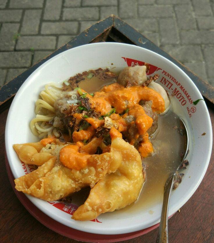 bakso kasar kuliner khas makassar