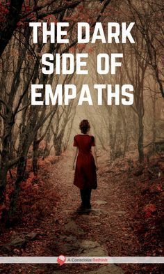 Are you an empath? Do you recognize the dark side being described in this article? Click here now to read it.