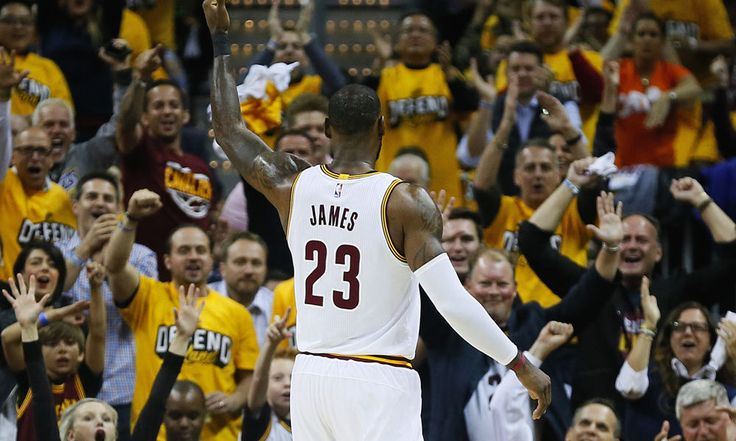 LeBron James says Warriors are one of his biggest challenges = Cleveland Cavaliers superstar LeBron James says that the Golden State Warriors present one of the biggest challenges he has ever faced in the NBA Finals, according to Dave McMenamin of ESPN.com. James acknowledged.....
