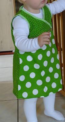 So heißt nicht nur der Schnitt  dieses Kleidchens, sondern diese Version ist wirklich eines meiner Lieblingsstücke.         Zugegeben, das ...