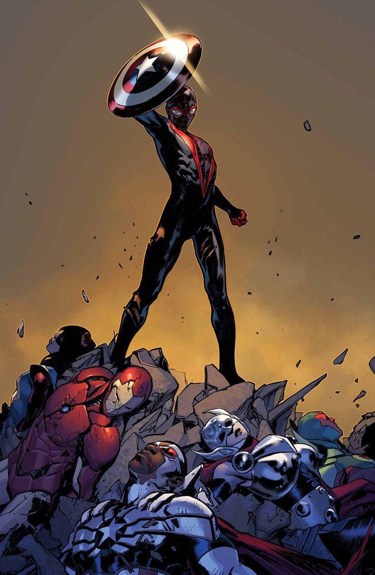 Spider-Man (2016) Issue #2