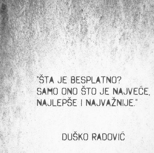#duskoradovic #srpski #citati