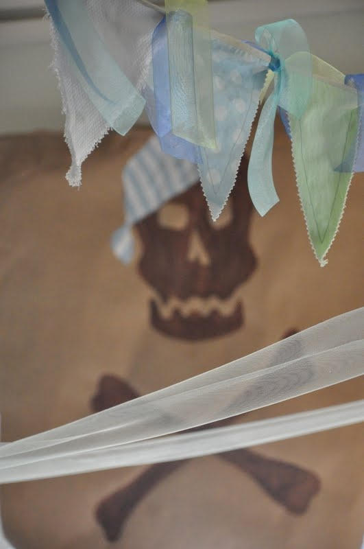 The Little Nook: Washed ashore with Mermaids and Pirates    Birthday Party