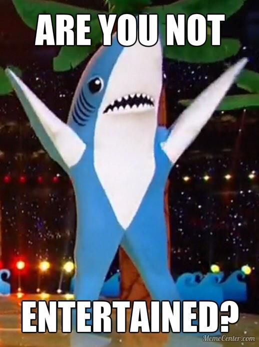 The 23 Most Important Moments In Left Shark History!! He's so cute!!