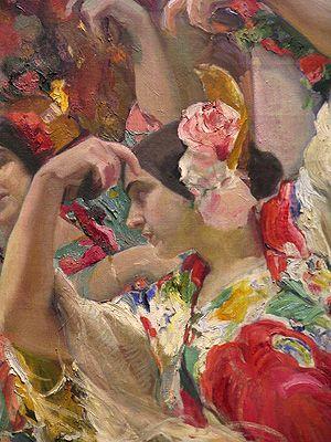Joaquín Sorolla y Bastida, Spanish artist, 1863-1923