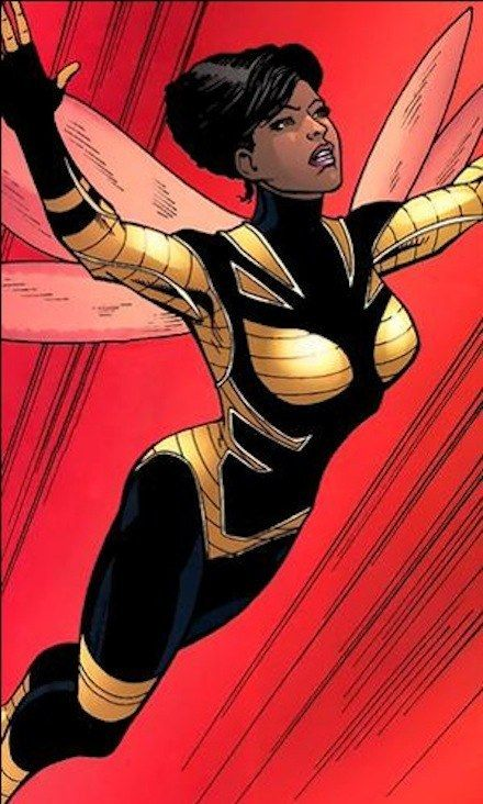 Bumble Bee | Community Post: 10 Awesome Black Superheroes That You've Probably Never Heard About