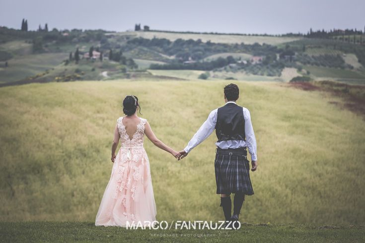 Dario&Rebecca May 2016 – Ceremony at San Galgano and Italian-Scottish party |