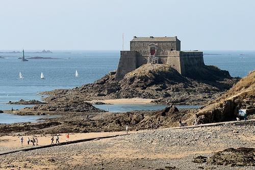 Saint-Malo - Fort du Petit Bé
