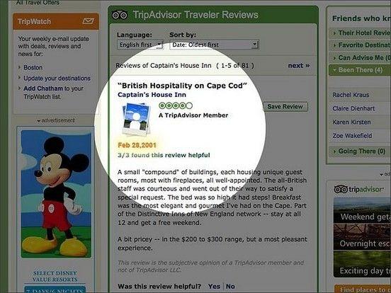 Il padre di TripAdvisor: 'La buona review? Non solo voto' -  La Repubblica Viaggi