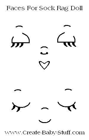 It's just an image of Vibrant Free Printable Doll Faces