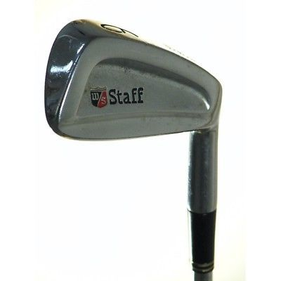 Wilson Golf Clubs Progressive 3-Pw Iron Set Stiff Steel Value