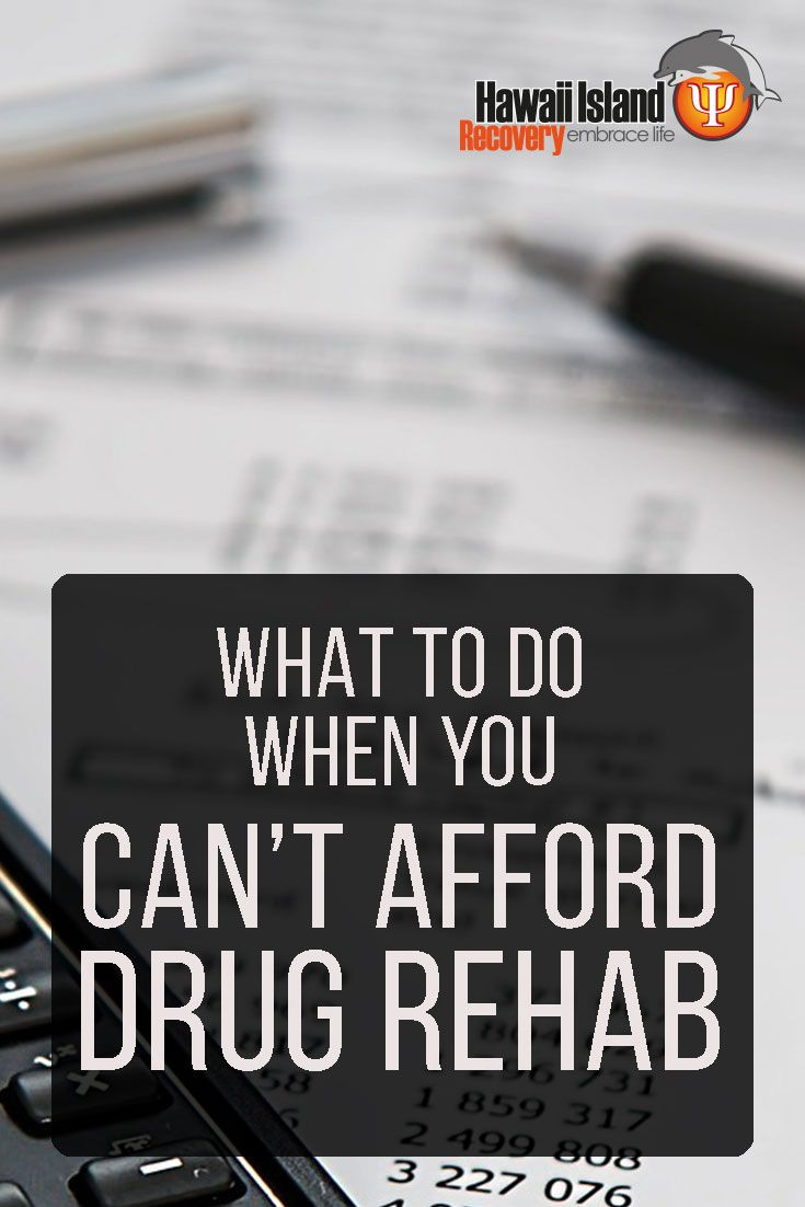 There are many obstacles to picking up the phone and calling an addiction recovery center for help for you or your loved one. You may be discouraged by past relapses. You may be nervous about detoxing. You may wonder if you actually need help. Or you may simply be overwhelmed by the perceived financial burden of attending drug rehab. #addiction #recovery